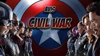 Captain America: Civil War - Avis
