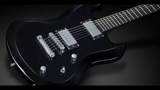 Dreamy Hard Rock Ballad Backing Track in Bm