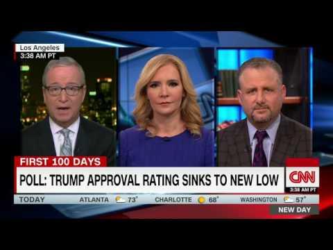 Gallup: Trump job approval drops to 37%