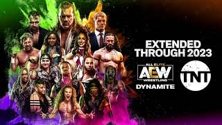 AEW's TV deal with TNT extended to 2023: Wrestling Observer Radio