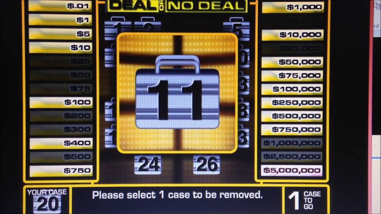 Online Deal Or No Deal