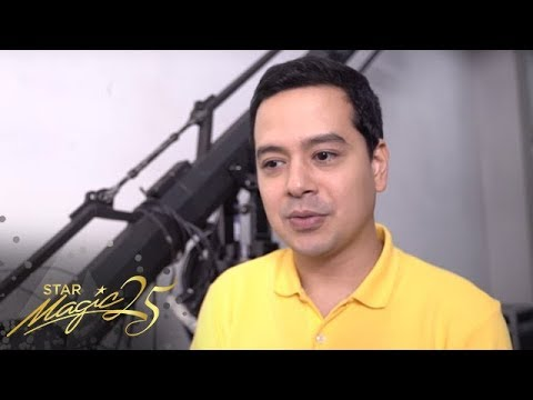 Star Magic 25: John Lloyd Cruz look back at his humble beginnings