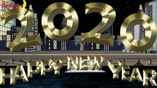 Welcome Happy New Year 2020 and Goodbye 2019 Wishes Video - Goodbye 2019 and Welcome New Year 2020