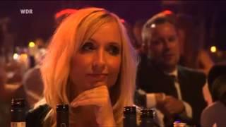 Ralf Schmitz hält die Laudatio beim Deutschen Radiopreis 2013