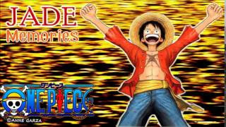 Memories (One Piece ending 1) cover latino by Jade