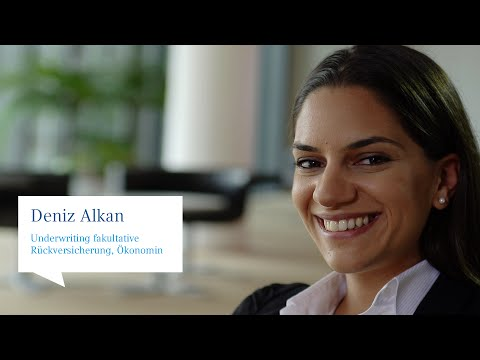 Deniz Alkan, Underwriter Fakultative Rückversicherung