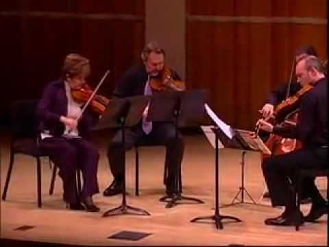 Mark O'Connor's String Quartet No. 3 (3rd Mvmt) w. Kavafian/Neubauer/Haimovitz