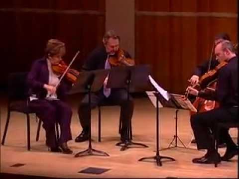 Mark O'Connor's String Quartet No. 3 (3rd Mvmt) w. Kavafian/Neubauer/Haimovitz
