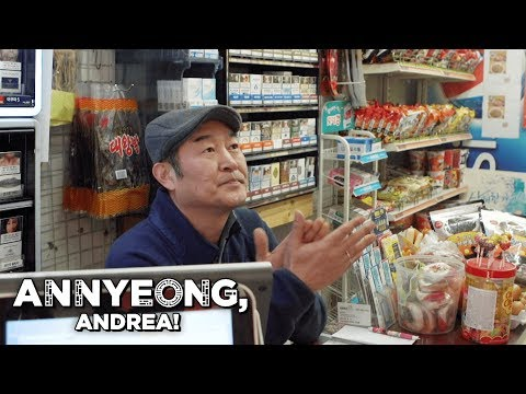"The real ""Kim's Convenience"" in Korea 