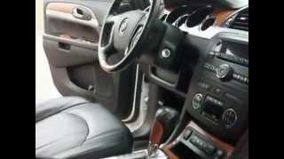 Buick Enclave 2008-2012 Factory Service Workshop repair manual