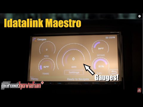 hqdefault idatalink maestro rr (double din screen head unit interface idatalink maestro rr wiring diagram at aneh.co