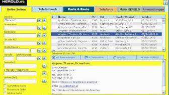 Herold Telefonbuch und Gelbe Seiten - Österreichs größtes Branchen- & Firmenverzeichnis