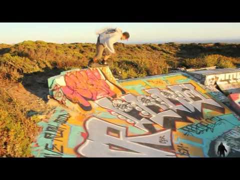 sasquatch skateboards -california vacation sasquatch invasion. part 2