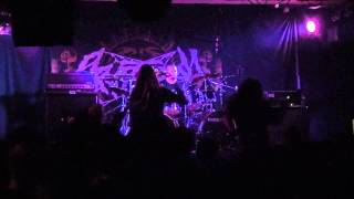 Cryptopsy - Blasphemy Made Flesh Live In Club Fabrica Bucharest Romania 30-06-2013
