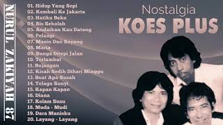 Download lagu Nostalgia bersama koes plus full album lagu pop lawas Indonesia terpopuler