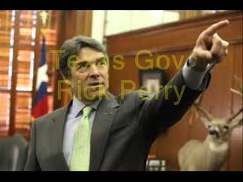 Radio Ad Featuring Rick Perry Solicits California Businesses to Move to Texas