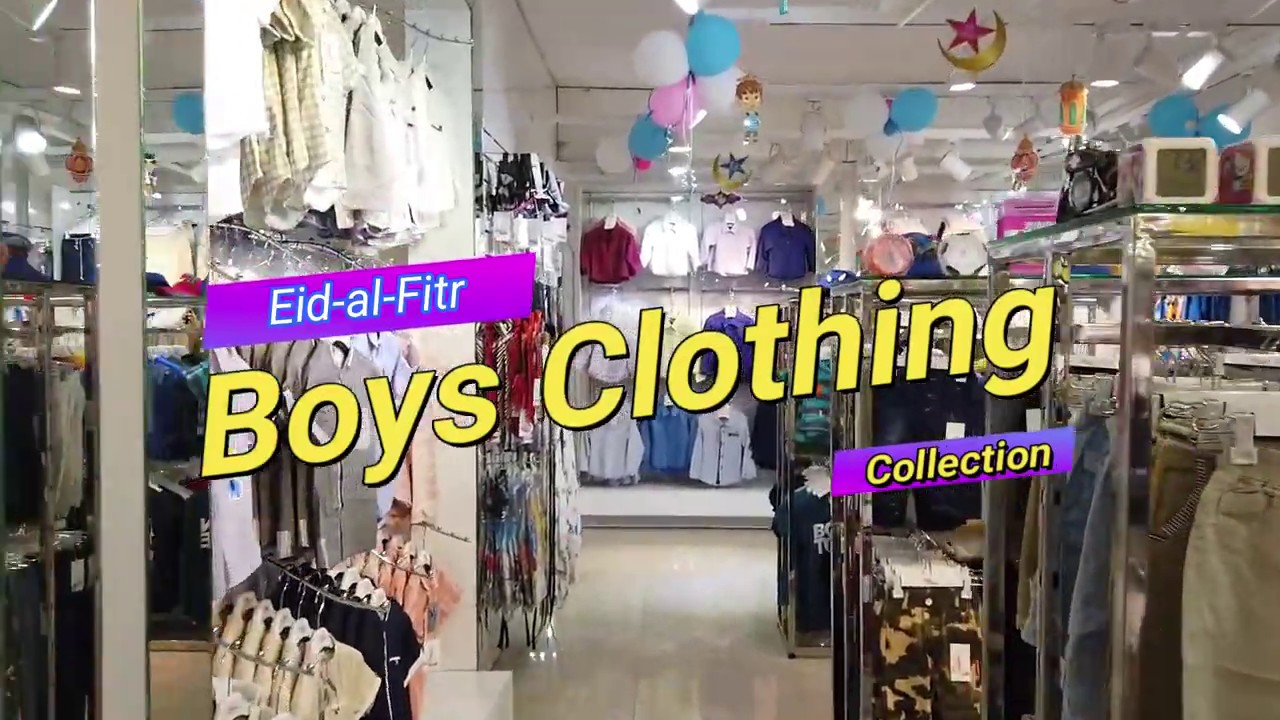 Exclusive Boys Clothing Collection for Eid al-Fitr 2019 l LITTLE ANGELS BD l 2018