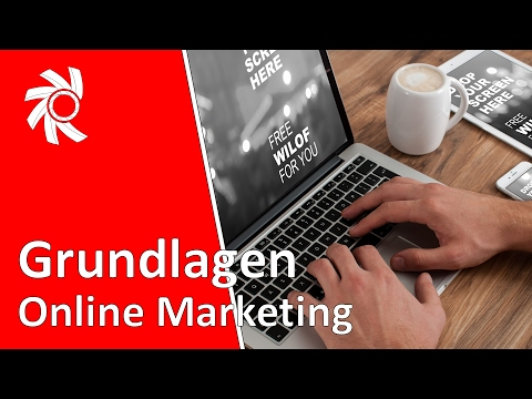 Online Marketing Grundlagen in 8 Minuten