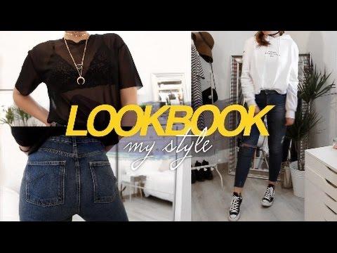 55d94752a0 LOOKBOOK: my style - YouTube