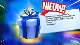 ZO KAN JE GIFTEN!! ALLE INFORMATIE OVER GIFTING EN 2FA! Fortnite Battle Royale