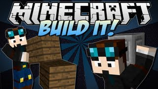Minecraft | BUILD IT! (Draw My Thing in Minecraft!) | Minigame