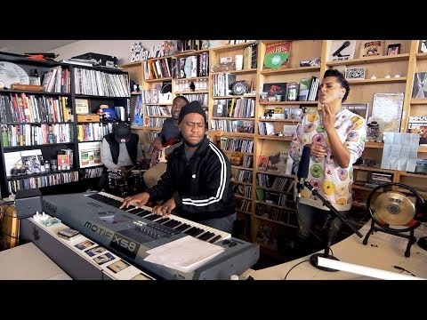 Robert Glasper Experiment: NPR Music Tiny Desk Concert