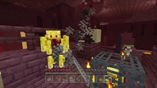 Minecraft Xbox - Quest To Kill The Ender Dragon - Going To The Nether - Part 6 thumbnail