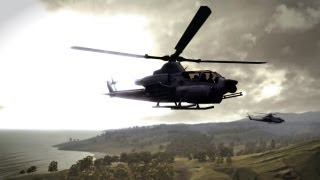 Operation Flashpoint Dragon Rising Multiplayer gameplay