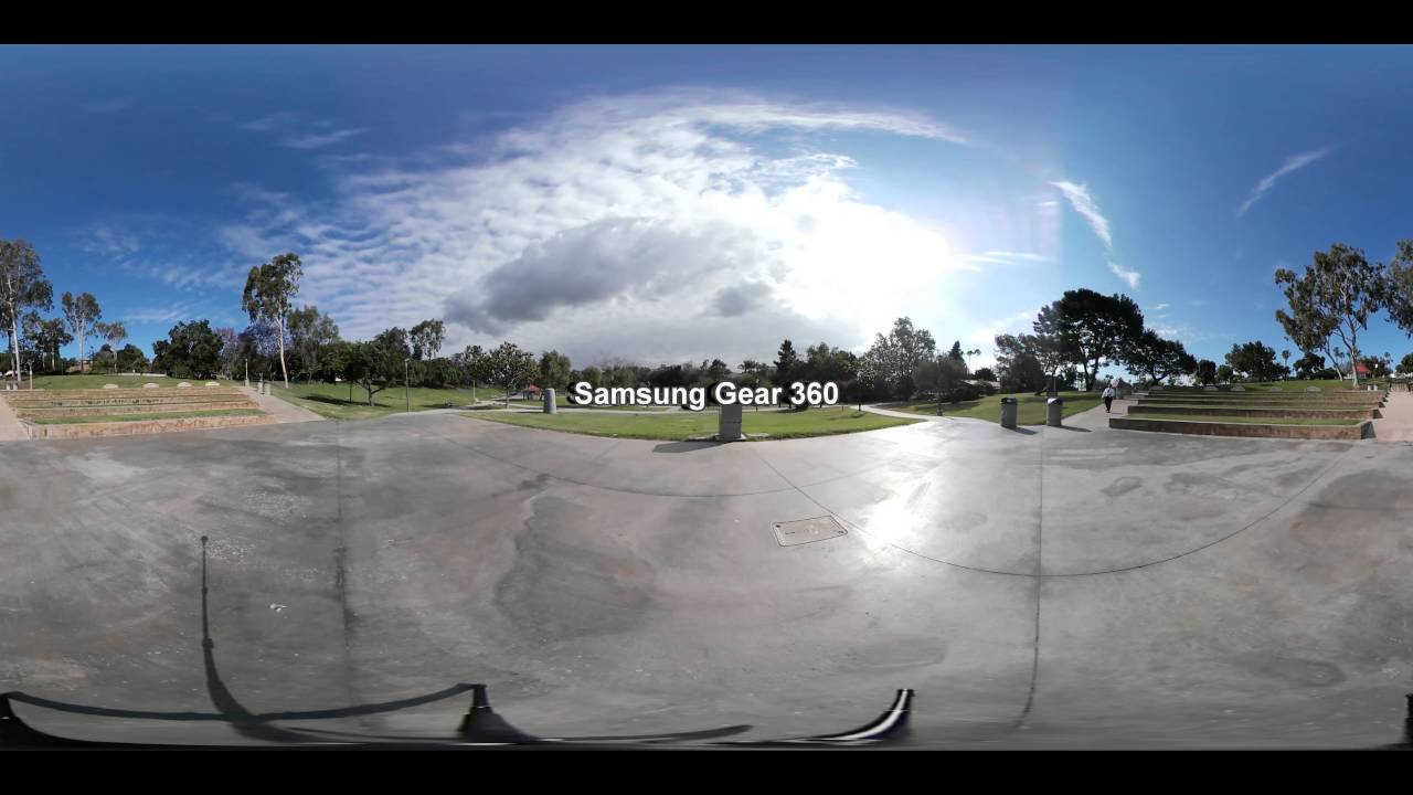 how to add logo with gear 360 2017