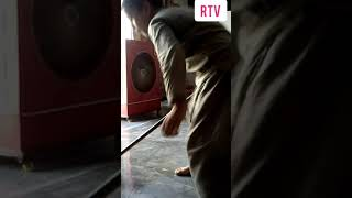 When girl do house chores moods funny video