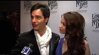 Love Never Dies opening in London, 2010