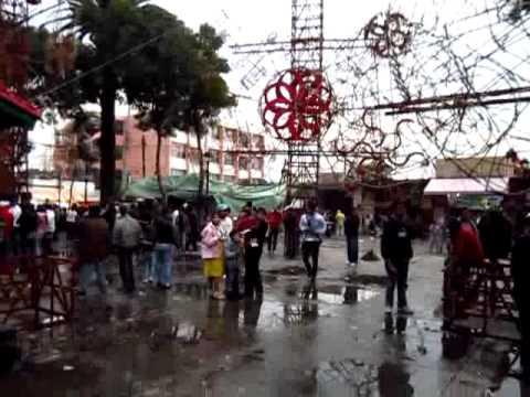 Feria Pueblo Santa Cruz Meyehualco Youtube