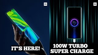 The World's Fastest Charging Phone is HERE! (Xiaomi 100w)