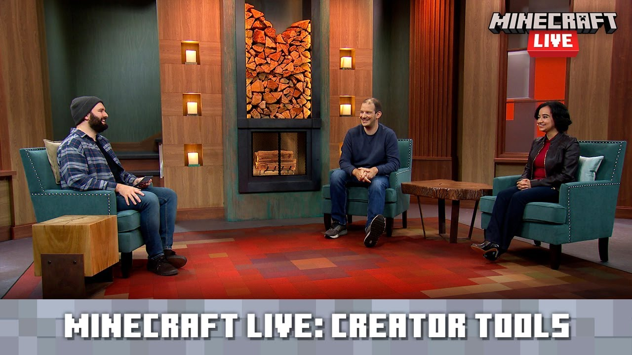 Minecraft Live: Creator Tools