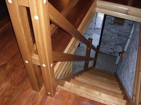 Окосячка обсада окон в деревянном доме Изготовление