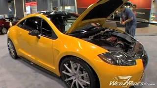Mitsubishi Eclipse Ralliart Concept Videos