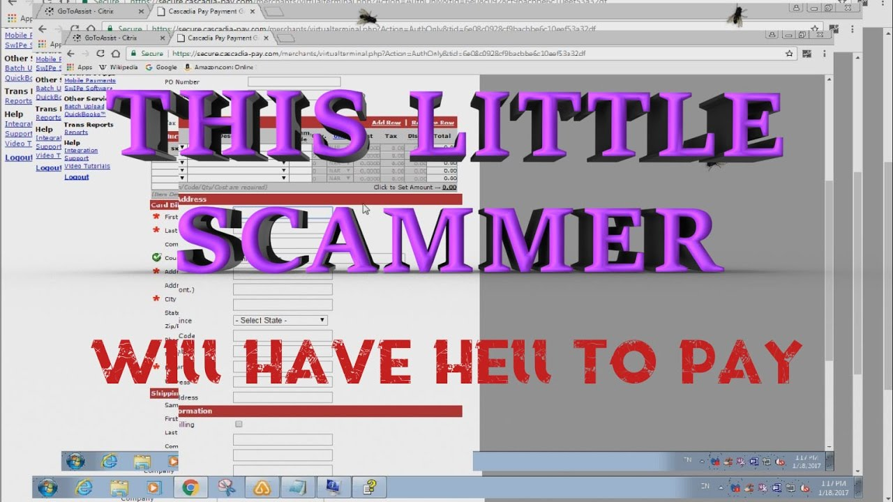 Med trans inc scam