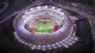 Muse SURVIVAL VIDEOCLIP  (Official song for London 2012 Olympics )