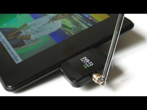 Обзор Geniatech PT360 (DVB-T2 Pad TV Tuner)