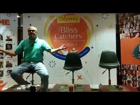 The Bliss catchers Season 4 August 2018 Edition @ Odyssey Book store