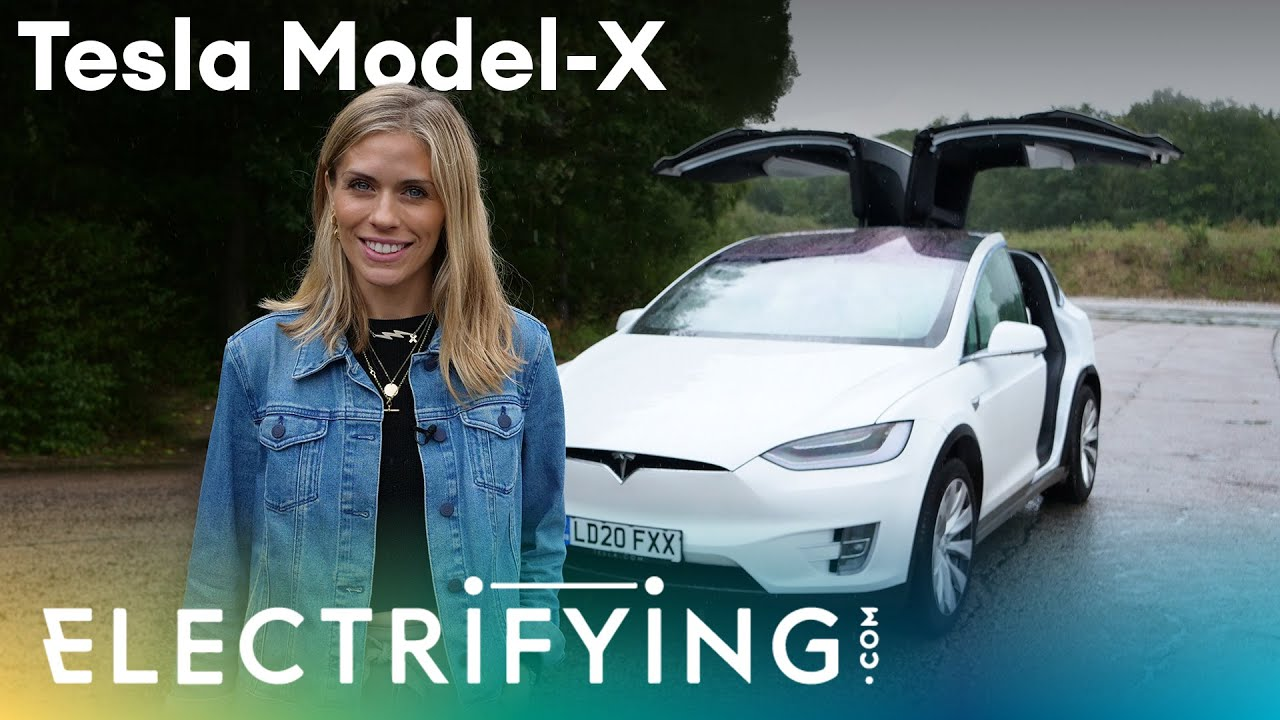 Tesla Model X SUV 2020: In-depth review with Nicki Shields / Electrifying