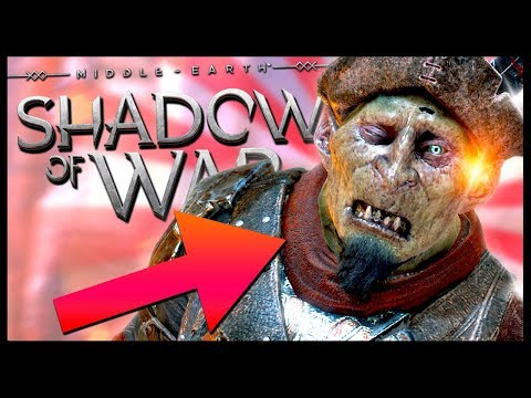 THIS ORC RUINED EVERYTHING!   Shadow of War - Funny Moments Gameplay streaming vf