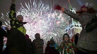 видео Как Новый год шагает по России? . Обсуждение на LiveInternet