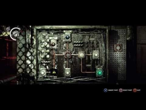 The Evil Within - Ch. 14 Ulterior Motives: Supply Aux Lift Puzzle