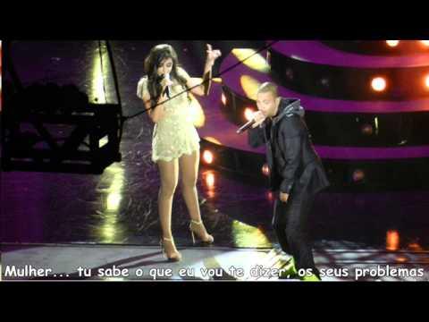 Anitta feat. Projota - Mulher (lyrics)