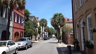 A Weekend in Charleston, South Carolina