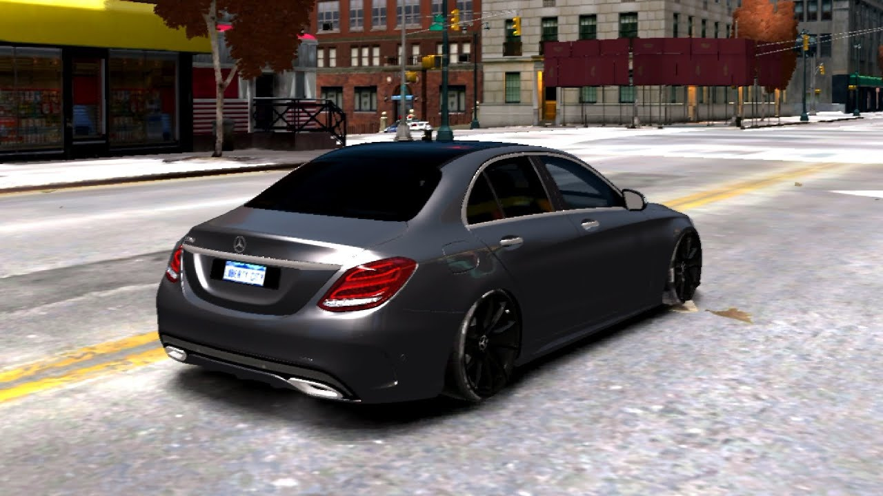 36 2015 Mercedes Benz C 250 AMG W205  New Cars  Vehicles in GTA