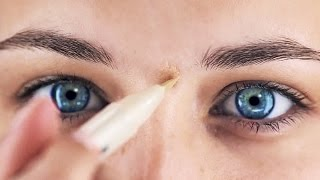 Video how to apply eye makeup