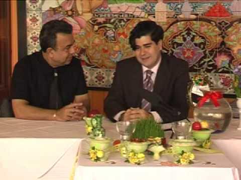Said Mehravar Salar Aghili Interview 1