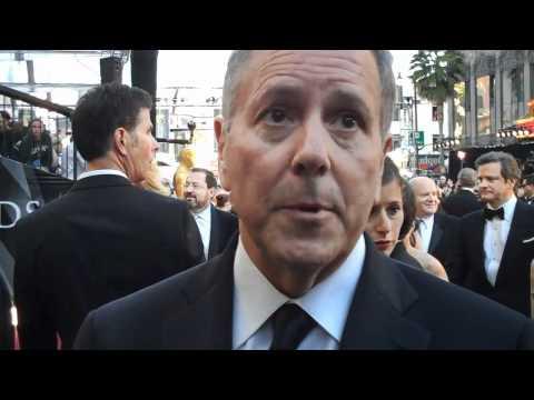 Oscars 2011 - Producers David Hoberman, Todd Lieberman THE FIGHTER